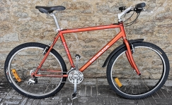 Kasutatud jalgratas Nevada Snake Valley 52cm