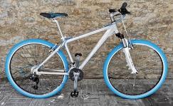 Hübriidjalgratas Custom made 28