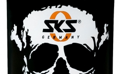 SKS Skull Germany water bottle