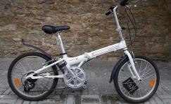 Kasutatud Neuzer Folding Series jalgratas