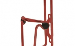 XLC Bottle Cage, red
