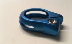 ProMax sadulaposti klamber, 31.8, sinine