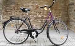 Oldschool citybike