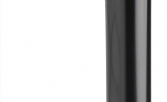 Stem Azimut Standard steel/alum, 22.2x180/40mm, 25.4mm black