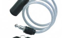 Oxford Bumper cable lock, 60cm