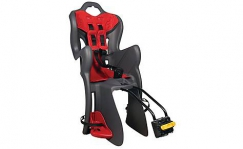 Belelli child seat with frame mounting system