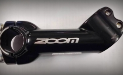 Zoom Stem 25.4 mm