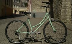 Pure Cycles City linnaratas
