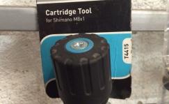 Keskjooksu võti Shimano M8x1 jaoks