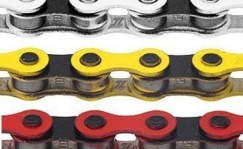 KMC Z510HX color BMX1/2 x 1/8 112l kett