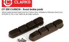 Clarks road carbon rim replacement pads