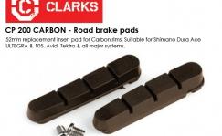 Clarks MNT carbon pöia asendus kummid