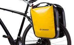 Crosso rear pannier dry bag