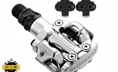 Shimano SPD M520 pedals