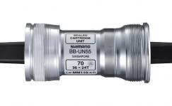 Keskjooks Shimano UN55 68x110mm