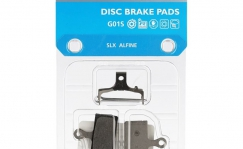 Disc Brake Pad Set Resin G01S
