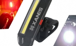 Xanes 2 in 1 led bicycle light