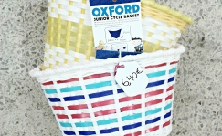 Oxford childrens bicycle basket