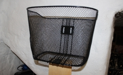 TBG bicycle basket