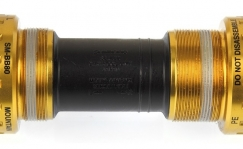 Bottom bracket Shimano Saint BB80 (gold)