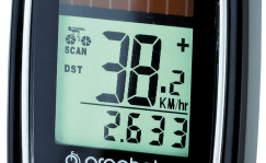 Propphete Solar-Radio Bike computer