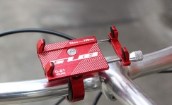 GUB phone holder for bicycle