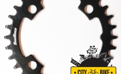 Sunrace narrow-wide chainring
