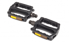 Bike Smart BMX Flat Plastic Pedals