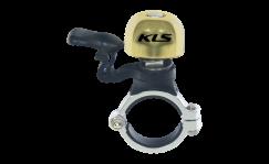 KLS Bang 50 kuldne rattakell