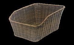 KLS Rattan rear basket
