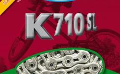 Chain KMC K710SL 1/2 x 1/8 100l