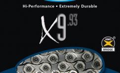 Chain  KMC  X9-93