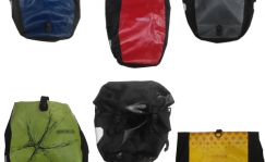 Second hand Ortlieb pannier bags