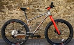 Marin Pine Mountain 27.5+ bicycle
