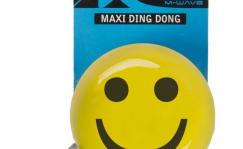 Suur kollane smiley kell