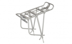 Massload Silver packrack for 26'' - 28'' wheels