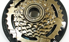 Freewheel Shimano TZ30 6spd 14-34 Megarange