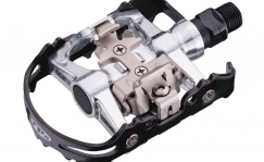 Pedals step-in SPD one-side alloy