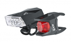 KLS Noble set front and rear light