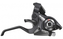 Shifter set  Shimano ST-EF51 8spd