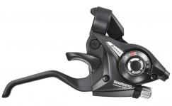 Shifter set  Shimano ST-EF51 8spd