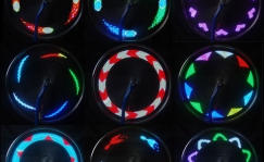 14 led spoke light
