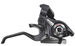 Gear Shifters Shimano ST-EF51 3 x 8