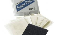 Park Tool GP-2 super patch