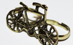 Biclycle double ring