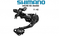 Rear deraileur Shimano Deore Shadow+ 10s