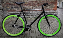 Pure Cycle Hotel Fixie
