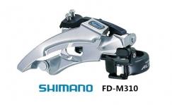 Front Derailleurs Shimano Altus M310
