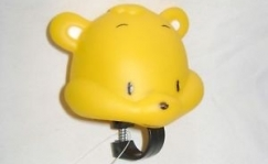 Bearhead bike horn